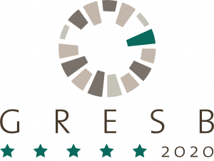 Global Real Estate Sustainability Benchmark (GRESB) logo