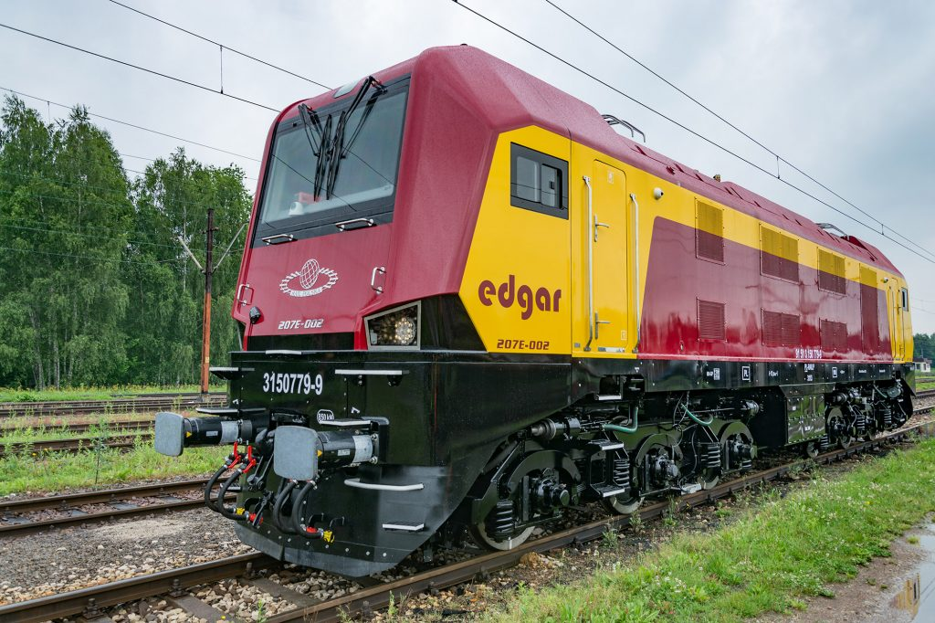 207E Locomotive